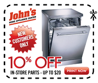 Services John S Home Appliance Center Claymont De